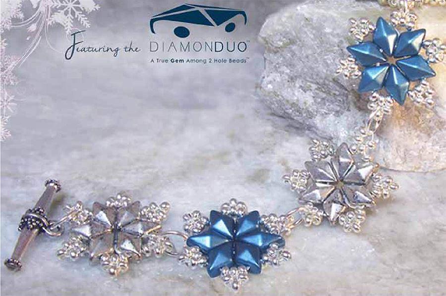 DiamonDuo Snowflake Bracelet