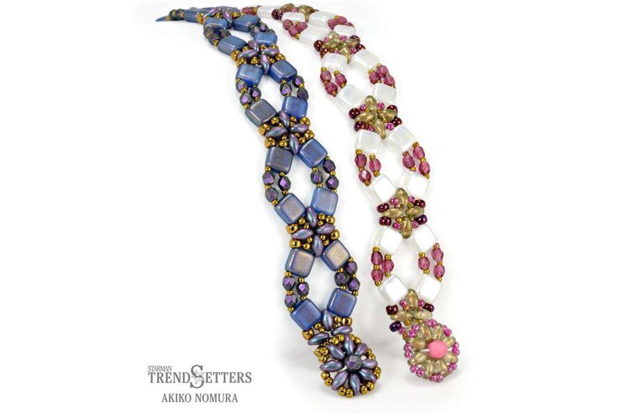 Flower-Lattice-Bracelet-by-Akiko-Nomura-ig