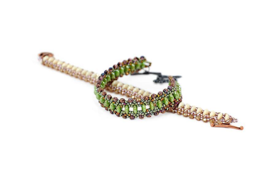 Just rollin along bracelet