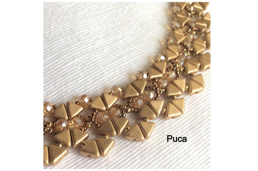 Kheops par Puca necklace