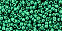 Toho Seed Beads - Permanent Finish Galvanized Teal