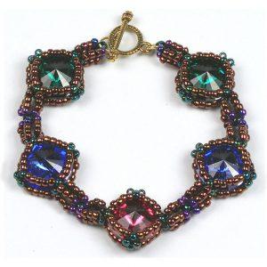 Swarovski rivoli bracelet