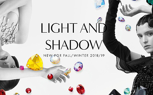 Swarovski Innovations - Light and Shadow
