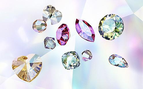 Swarovski Innovations - Extended Shimmer Effect