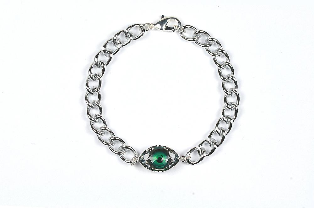 Swarovski Fancy Eye Bracelet