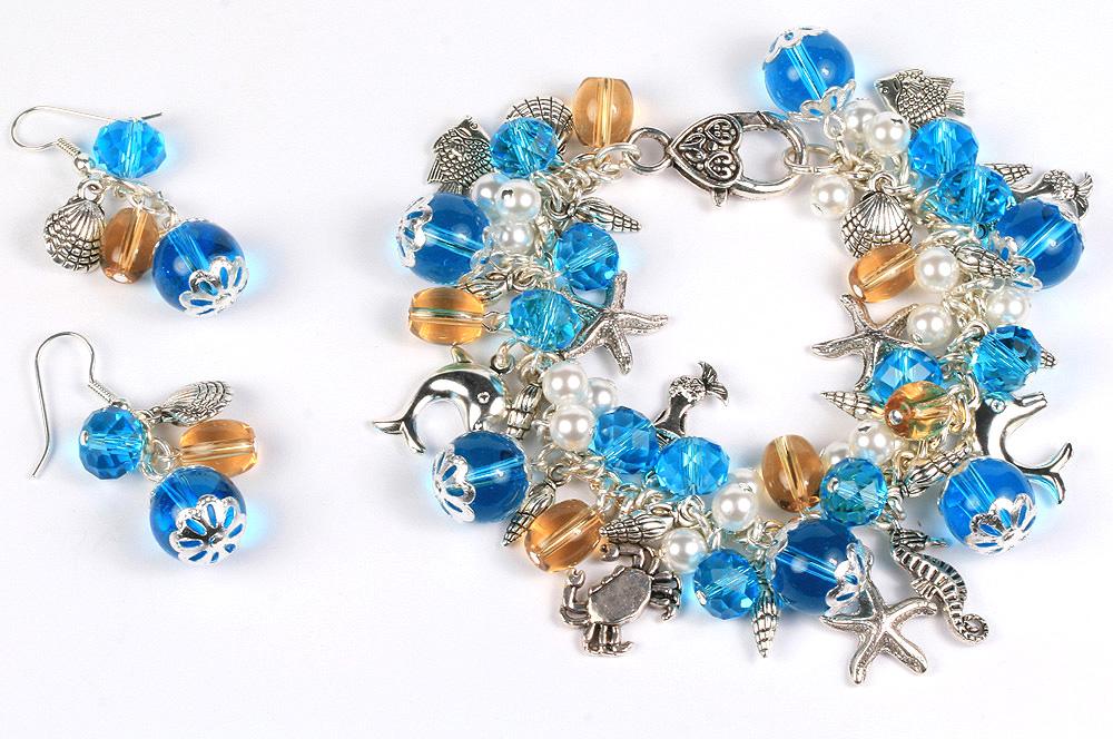 seaside charm bracelets