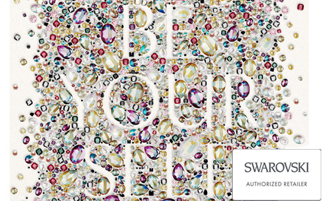 Swarovski Innovations and Inspirations - Be Yourself Fall/Winter 2019/20