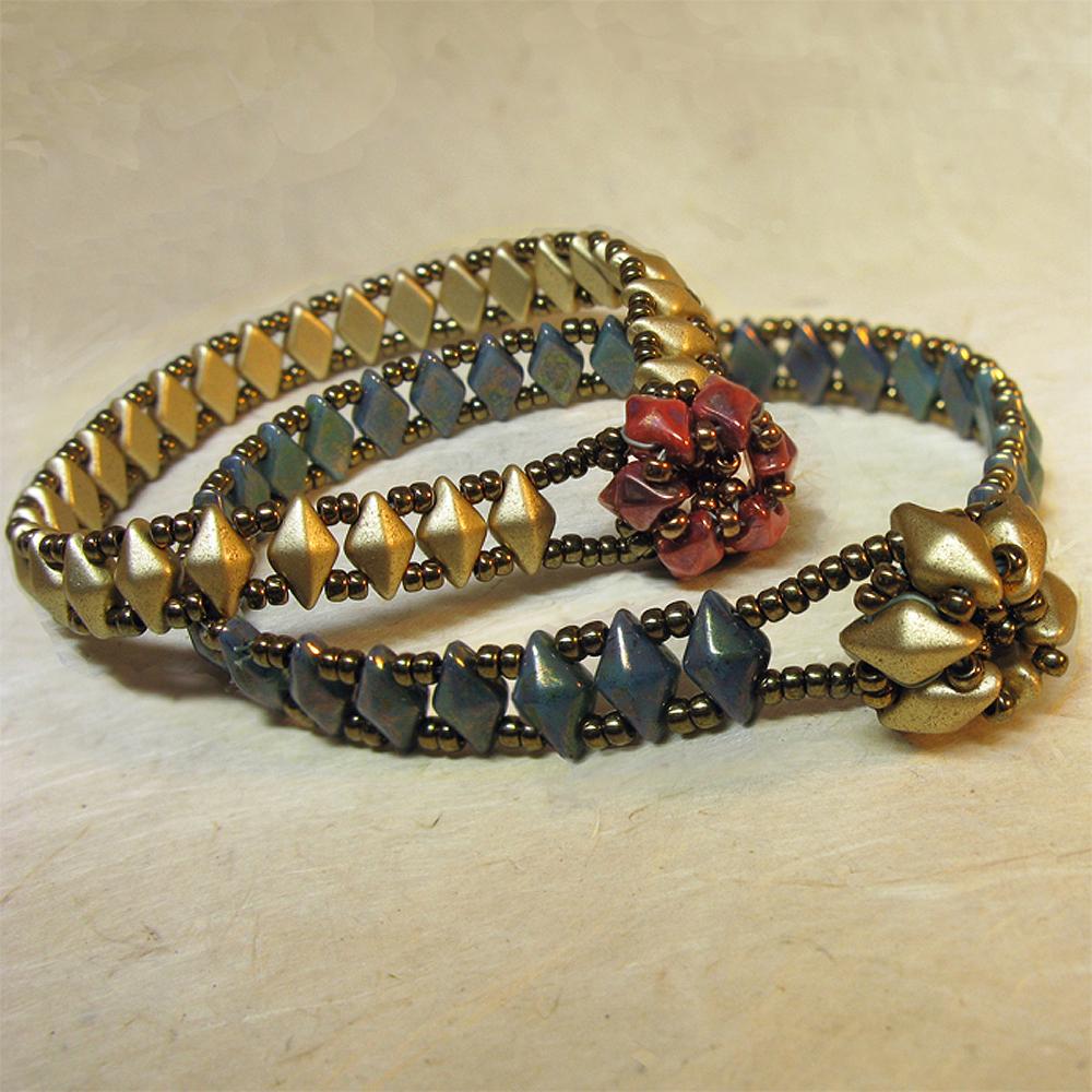 Desert Blossom Bracelets