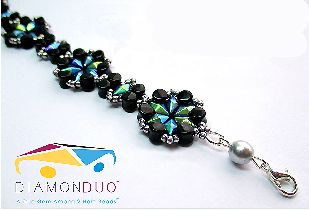 DiamonDuo and Pellet Bracelet