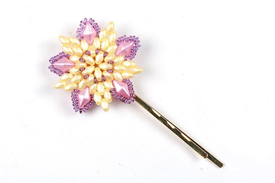 Diamonduo Star Hairclip