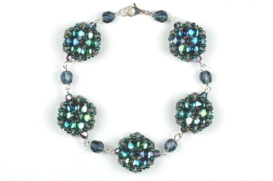 DiamonDuo backlit bracelet