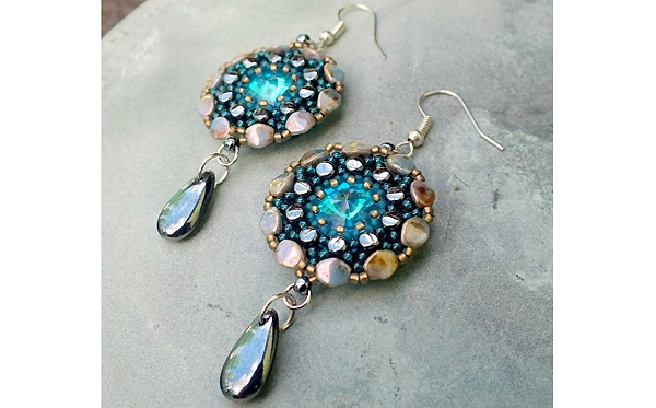 Czech pinch beads